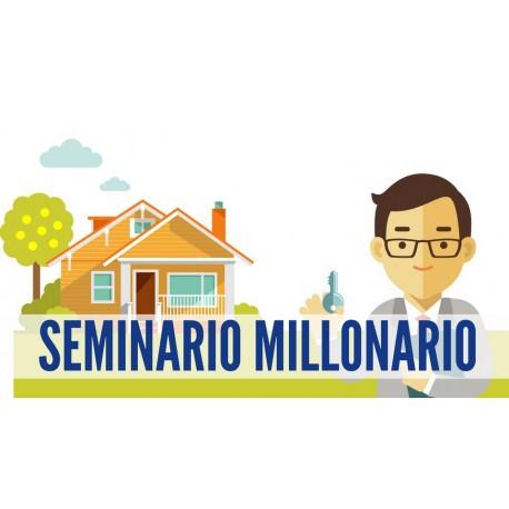 SEMINARIO MILLONARIO (video curso)