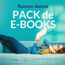 PACK DE EBOOKS de Raimon Samsó