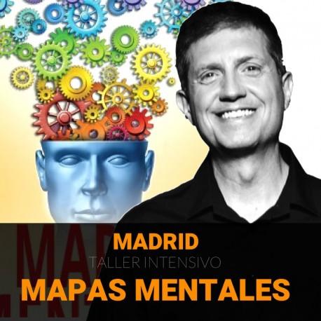 MAPAS MENTALES PARA EMPRENDER (TALLER)